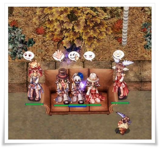 14年7月5日殴りアコプリ祭り(狩り⑧)