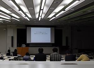 卒研発表会2013年度