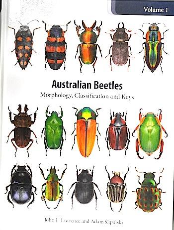 オーストラリアの甲虫の本