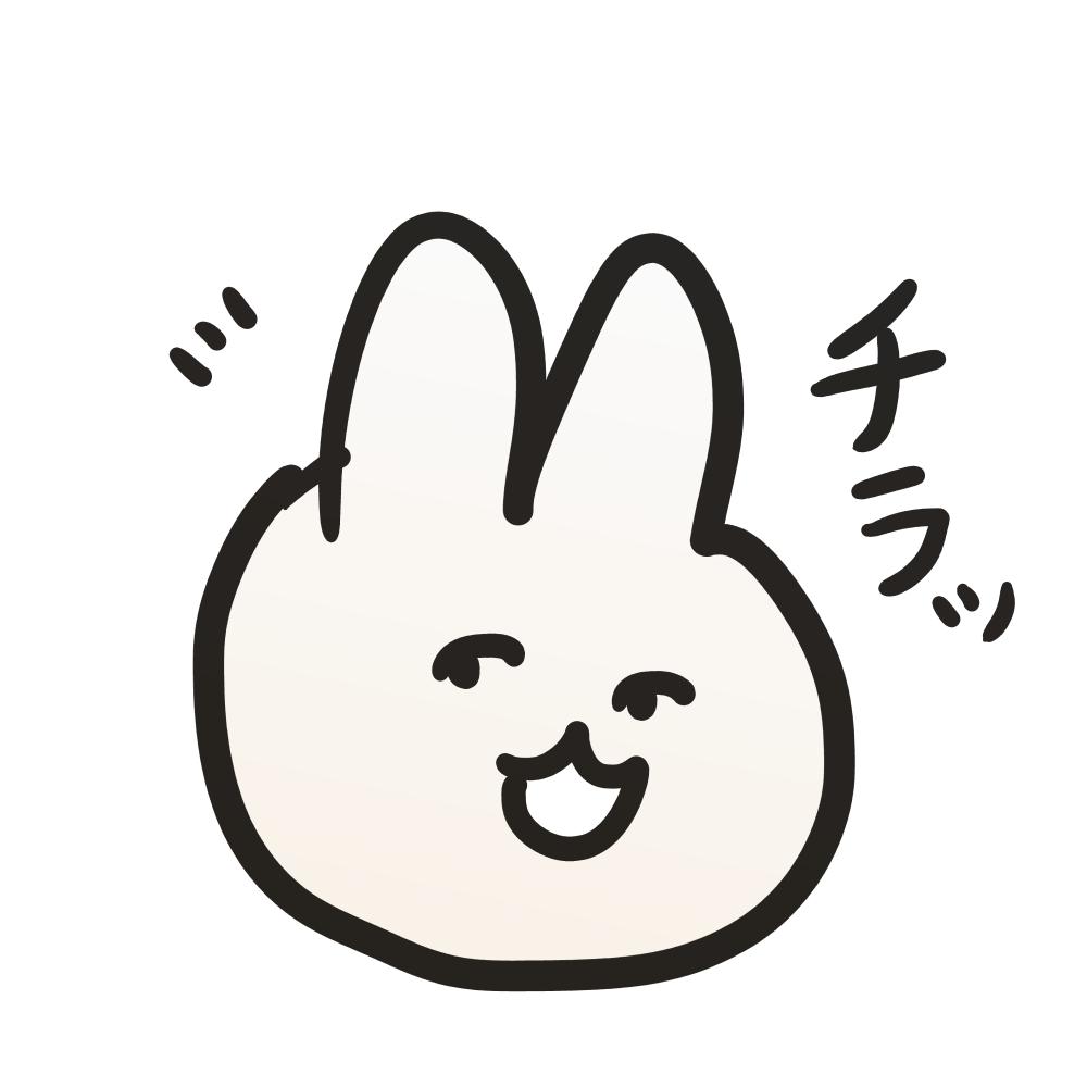 アイコンウサギ