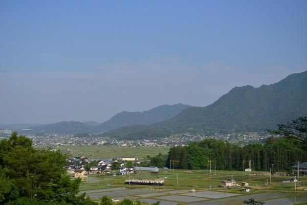 2014年5月31日 上田電鉄別所線 八木沢~別所温泉 7200系7255F
