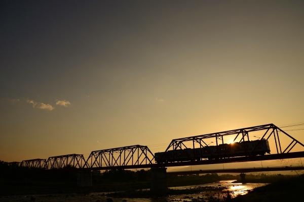 2014年7月26日 上田電鉄別所線 城下~上田 1000系1001F