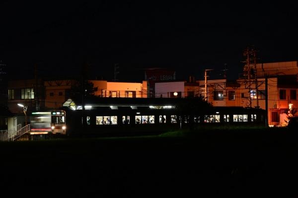 2014年7月26日 上田電鉄別所線 上田原 1000系1002F/1001F
