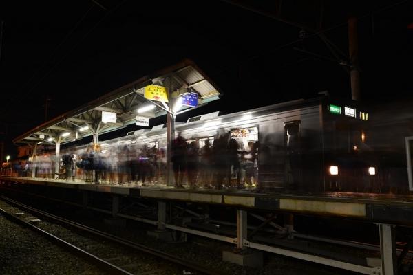 2014年7月26日 上田電鉄別所線 上田原 1000系1001F