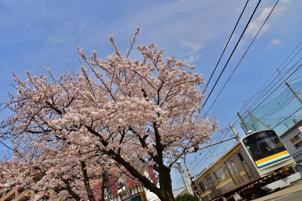 2014年4月2日 JR東日本鶴見線 鶴見小野~国道 205系ナハT15