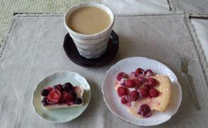 アフター ケーキ&コーヒー