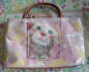 bag in bag 猫
