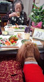 お昼ご飯 お寿司と南京3
