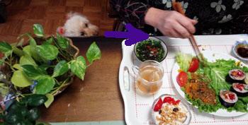 お昼ご飯 お寿司と南京4