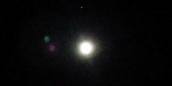 満月~スマホ