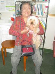 母とNon 春の病院