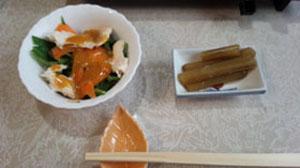 きんさい家 サラダ・小鉢