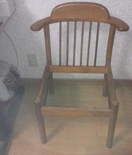 椅子補修しました2