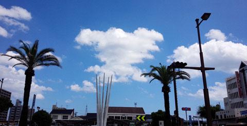 トイプー雲