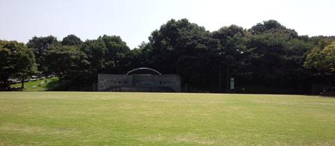永源山公園へ1