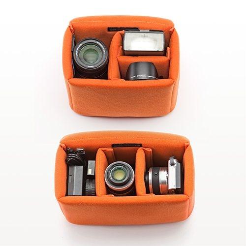 インナーカメラバッグ