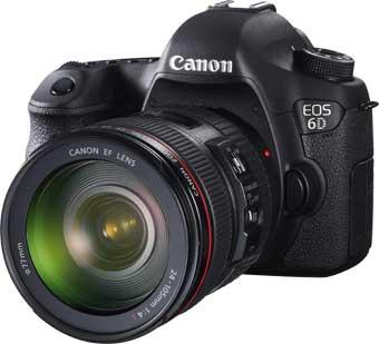 canon EOSD6