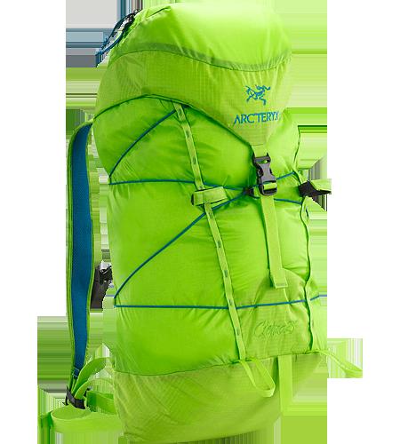 arcteryx cierzo 25 pack Green