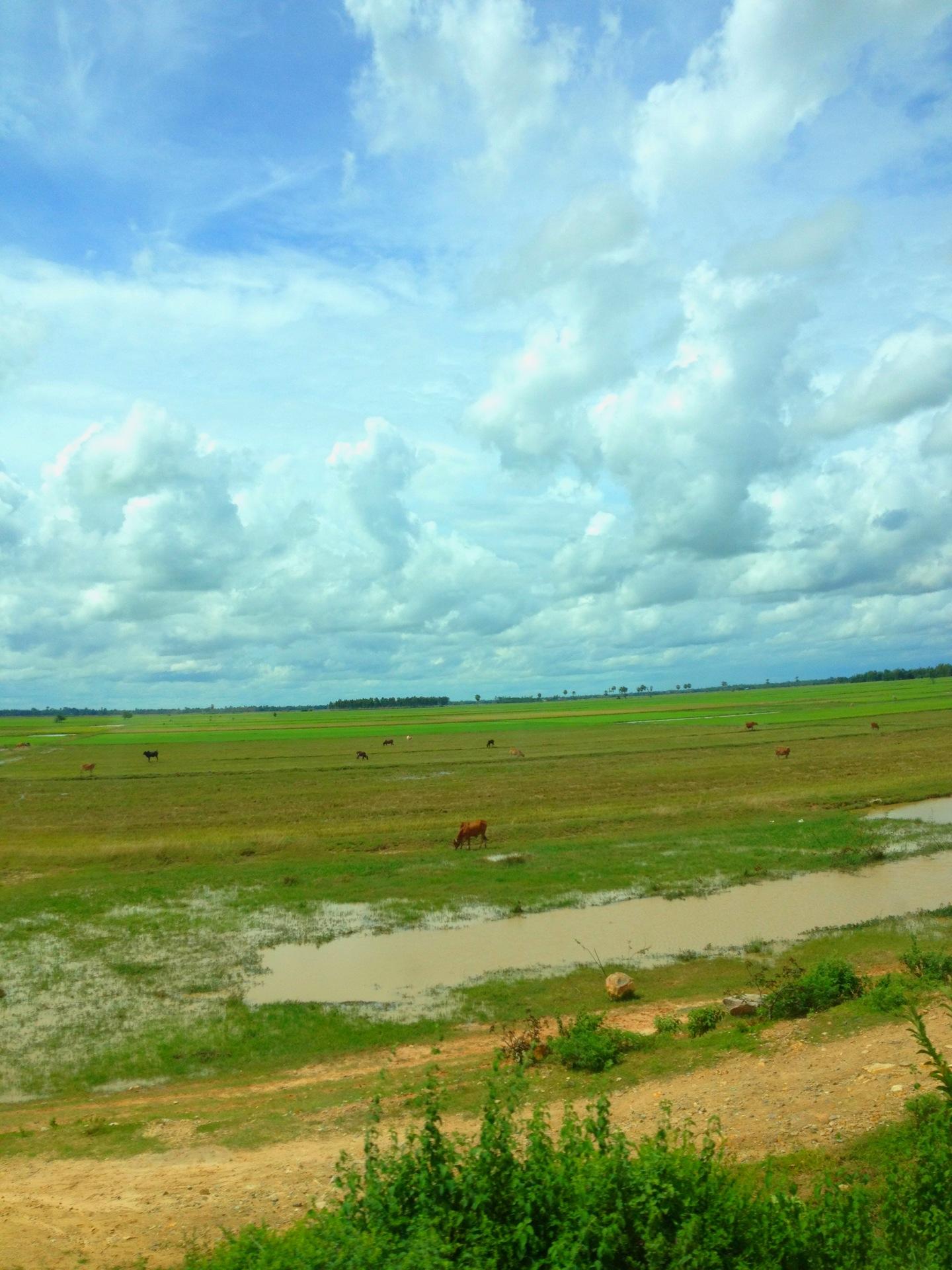 2013カンボジアサイゴンプノンペン間