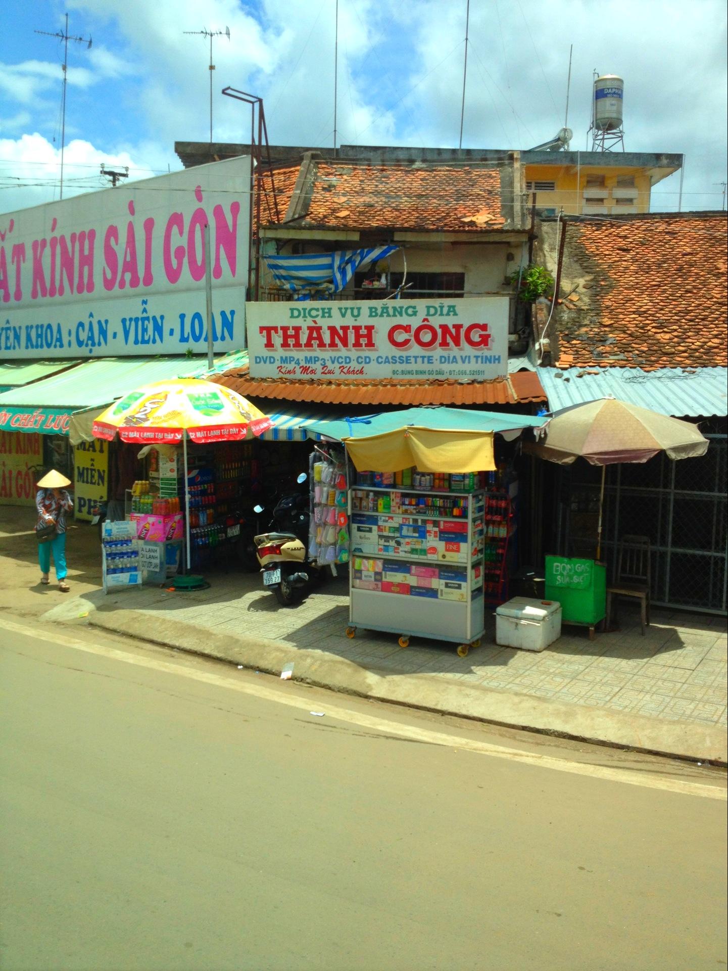 2013カンボジアサイゴンプノンペン間-1