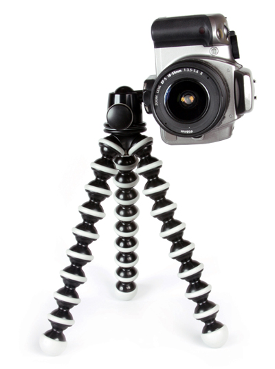 Joby Gorillapod SLR-Zoom03