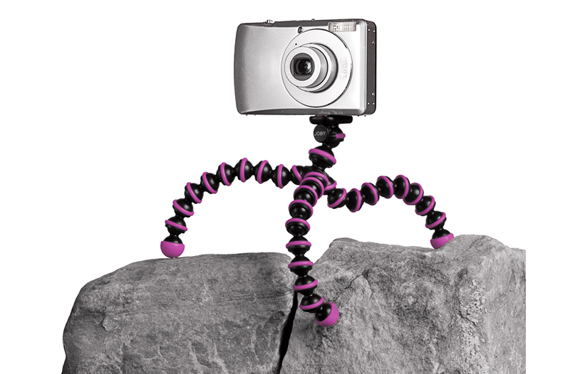 Joby Gorillapod SLR-Zoom01