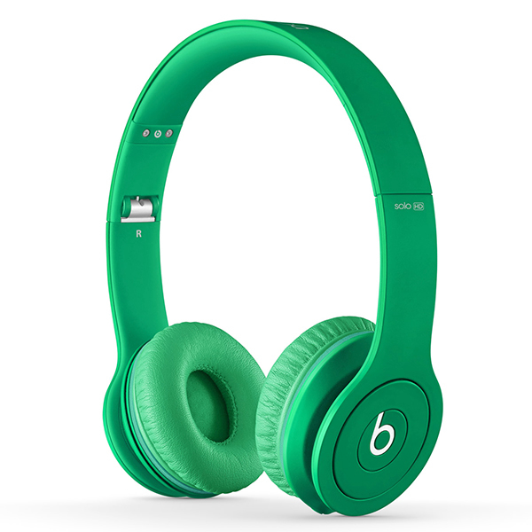 Beats by Dre Solo HD Matte Green