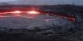 エルタ・アレ火山 溶岩湖