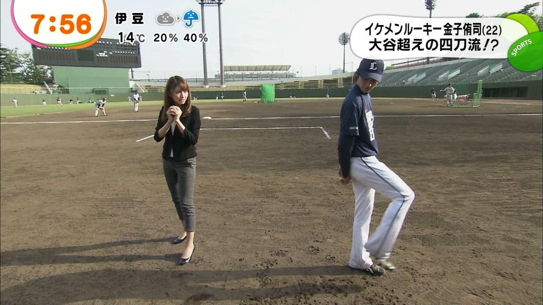 西武の金子侑司内野手がフジテレビ・三田友梨佳アナウンサーと交際宣言した5
