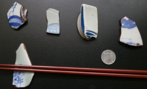 箸置き5個セット№3-1