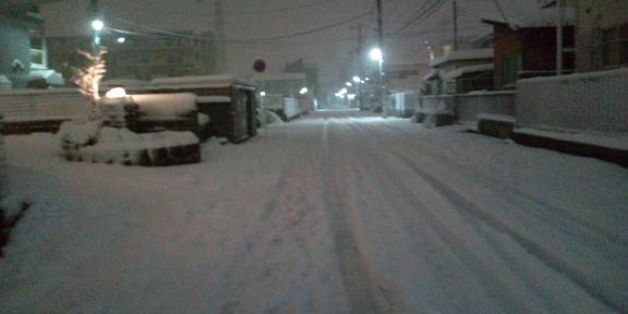 また大雪1
