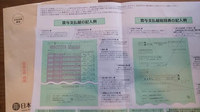 140706 賞与支払届 ブログ用