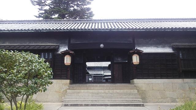 140806 旧野崎家住宅① ブログ用