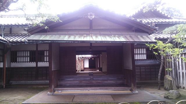 140806 旧野崎家住宅② ブログ用