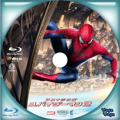 アメイジング・スパイダーマン2B1