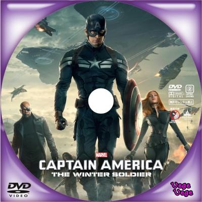 キャプテン・アメリカ/ウィンター・ソルジャーD1