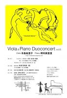 Viola&Piano Duoconcert vol.6