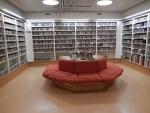 図書館音楽セクション