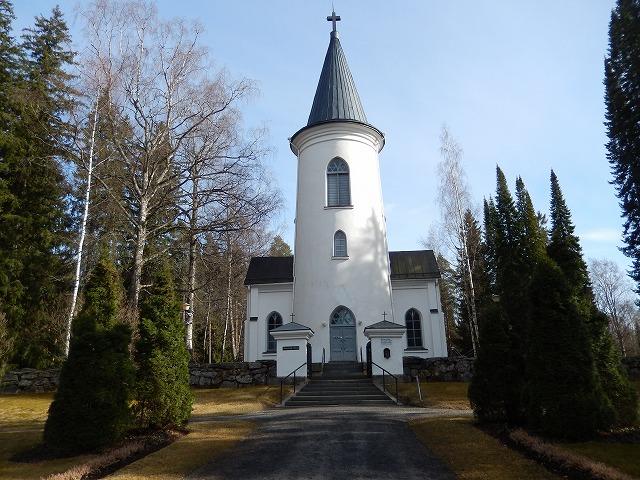 トルナヴァ教会全体