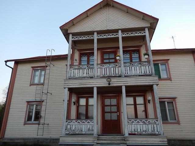 アールト生家