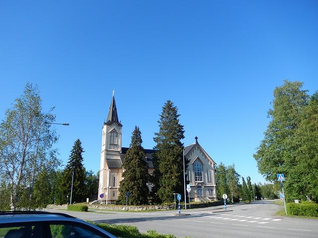 ペラセイナヨキの教会