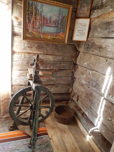 シベリアの家