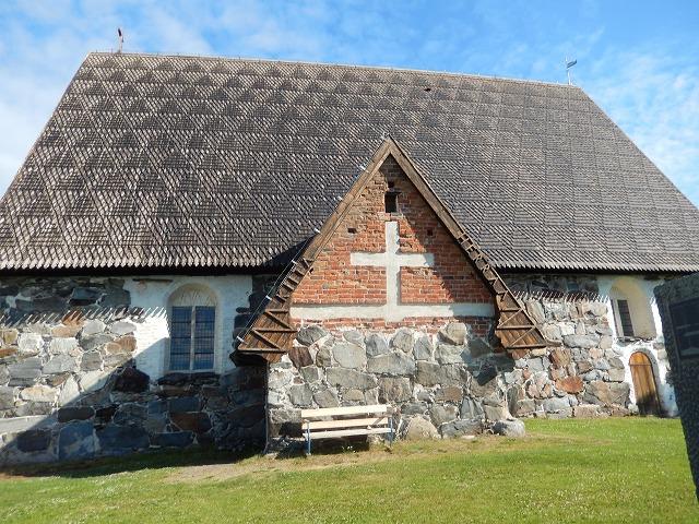 Pyhän Olavi教会