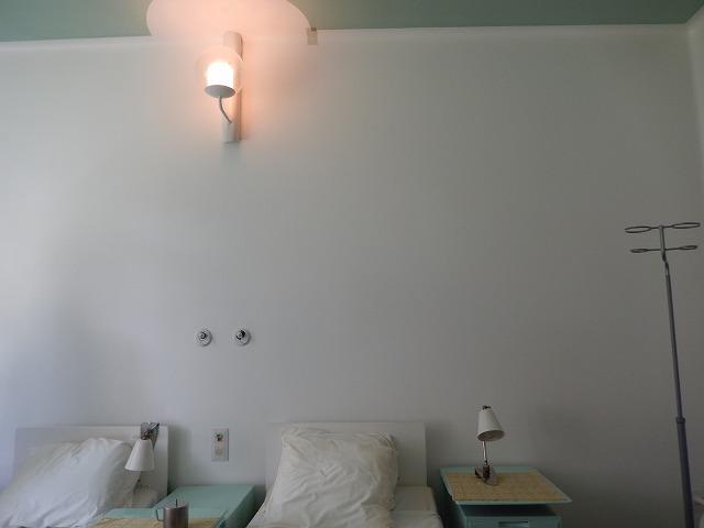 病室ランプ