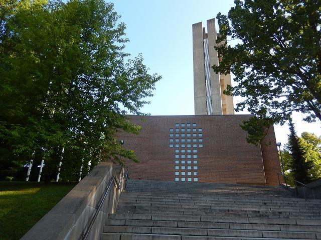 ラハティ教会外観1