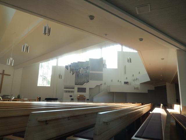 ラハティ教会パイプオルガン