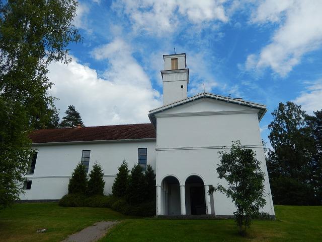 ムーラメ教会外観