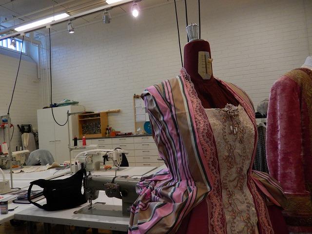 衣装製作部屋2