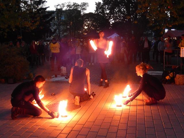 Fire show2