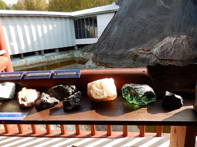 石の展示2